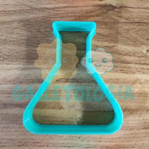 Cortador de galletas de quimica