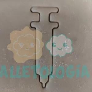 Cortador de galletas de Vacuna