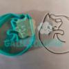 Cortador de galletas de gato